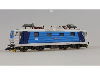 TT - elektrická lokomotiva 371 Najbrt ČD / KUEHN 32920