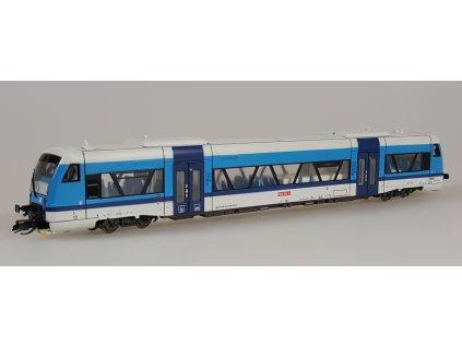 TT - motorová jednotka 840 006 (RS1), jiné číslo! ČD / Kuehn 33555