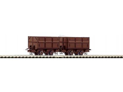 H0e - Set dvou nákladních vozů / ROCO 34499