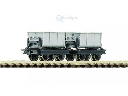 H0e - 2-dílný set vozů na cement / ROCO 34601