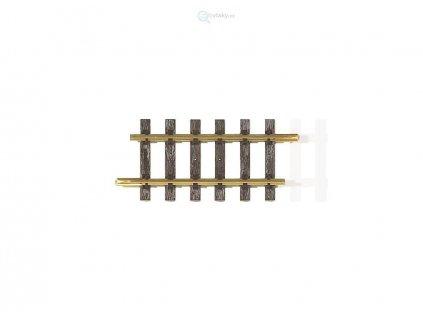 G - Rovná kolej, 160 mm/ Piko 35202