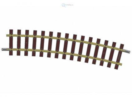 G - Oblouková kolej R7, 15° / Piko 35217