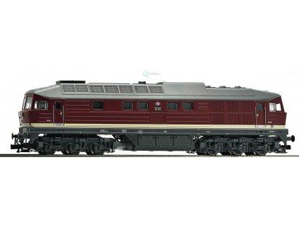 Vyprodáno TT - lokomotiva BR 132.193-4, DR / Roco 36214