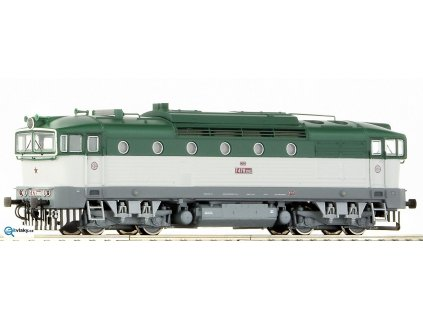 Vyprodáno TT - Dieselová lokomotiva T 478, ČSD / ROCO 36262