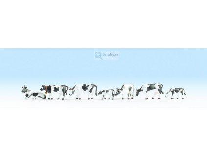 N - Krávy černobílé / NOCH 36721