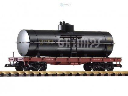 G - Cisternový vůz D&RGW / PIKO 38711