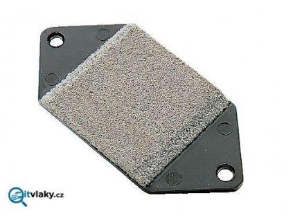 náhradní brusná guma pro čistící vůz ROCO / ROCO 40019