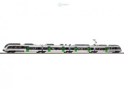 N - 4-dílná elektrická jednotka BR 442, DB AG / PIKO 40204