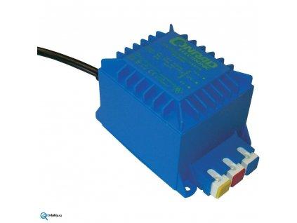 středně výkonný transformátor BV01/089, 12 nebo 18V AC, 30VA / Conrad 404290