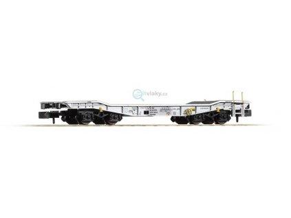 N - Plošinový vůz Slmmps RTS / PIKO 40700