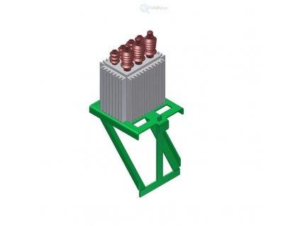H0 - Transformátor trolejového vedení / Viessmann 4105