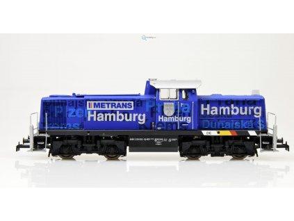 SLEVA! H0 - lokomotiva ř.295 'Hamburg', Metrans, Basic+ / BRAWA 41534