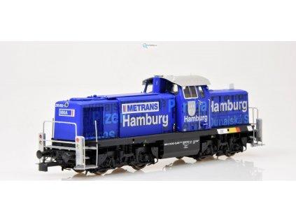 H0 - DCC/ZVUK lokomotiva ř.295 'Hamburg', Metrans EXTRA / BRAWA 41536