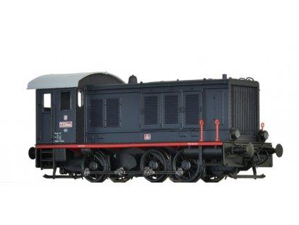 H0 - dieselová lokomotiva T334.001 ČSD / Brawa 41638