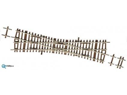 H0 Roco Line EKW15 jednoduchá křižovatková výhybka 15st / ROCO 42448