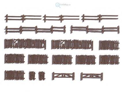 TT - Ploty, ohrady, 53 dílů / NOCH 43095