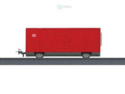 H0 - nákladní vůz s různými spřáhly ( magnetické a  běžné H0) / Marklin 44107