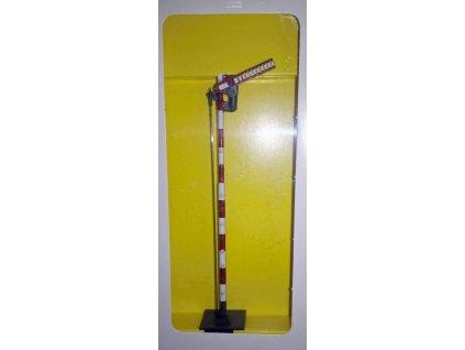 H0 návěstidlo mechanické jednoramenné ČSD, Viessmann 45061cz