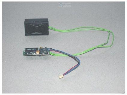 N - zvukový kit pro BR 624 +VT 624 / PIKO 46192