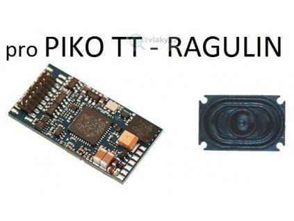 TT - zvukový Dekodér a repro pro BR 130/231/ T679.2 RAGULIN / PIKO 46194