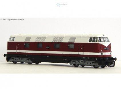 TT - lokomotiva řady 118 DR s novým číslem / Piko 47280