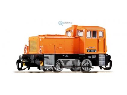TT - Dieselová lokomotiva BR 101 / PIKO 47307