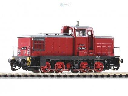 TT - Dieselová lokomotiva V 60.10, DR / PIKO 47360