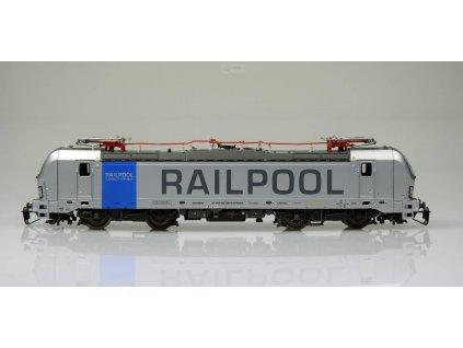 AKCE! TT - Elektrická lokomotiva 193 Vectron ''Railpool / Piko 47380