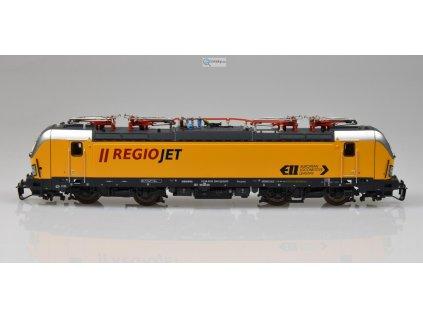 ARCHIV TT - el. lokomotiva Vectron 193 RegioJet CZ / PIKO 47382