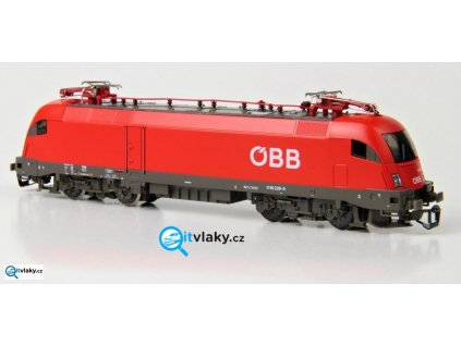 ARCHIV TT - Elektrická lokomotiva Taurus, ÖBB / 47428 PIKO