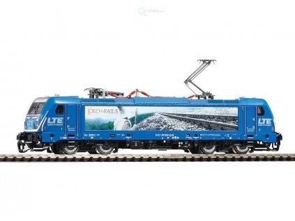 """TT - Elektrická lokomotiva BR 187 """"LTE"""" / PIKO 47453"""