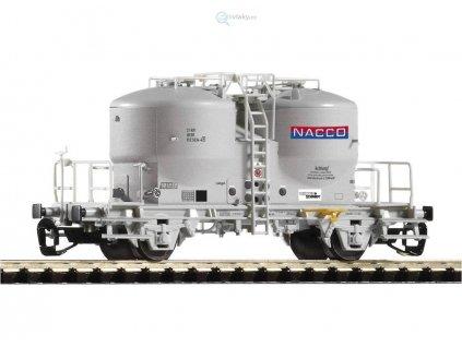 """TT - Vůz pro přepravu cementu řady Ucs-v """"Nacco"""" / PIKO 47752"""