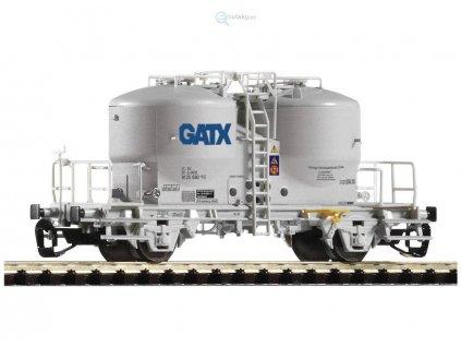 """SLEVA! TT - Vůz pro přepravu cementu řady Ucs-v """"GATX"""" / PIKO 47753"""