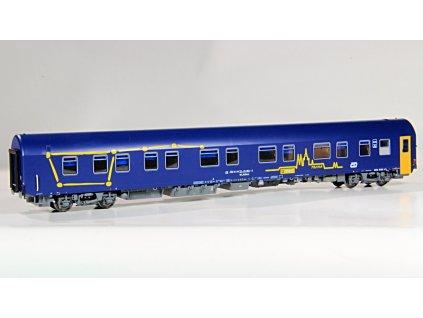 H0 - vůz WLABmz 173 UNESCO Praha / LS Models 48040