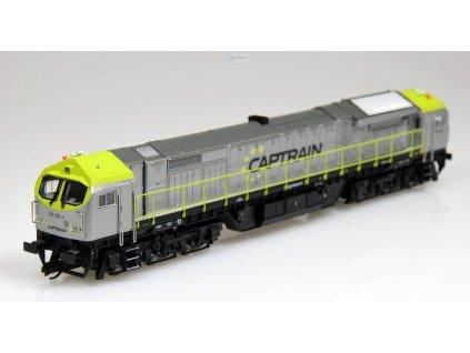 SLEVA! TT - dieselová lokomotiva Blue Tiger Captrain - ITL / TILLIG/Mehano 501665
