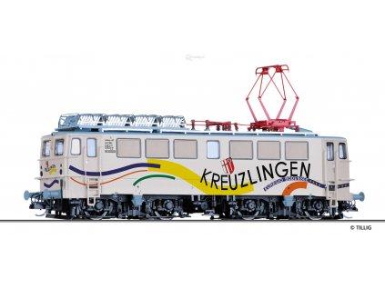 """TT - elektrická lokomotiva Ae 477 900-5 """"Kreuzlingen"""" Lokoop AG / Tillig 501732"""