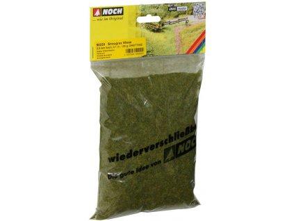 Travní posyp, statický - louka tmavě zelená 2,5mm, 100g / NOCH 50220