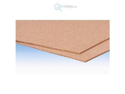 Korkové podloží - plocha  500 x 150 x 3 mm / NOCH 50416