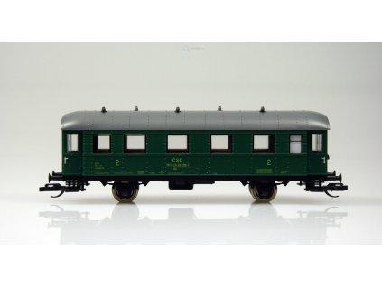 TT - Osobní vůz 2tř. Be, ex Ci31, ČSD /  č.vozu 24-20298 / Schirmer 50740