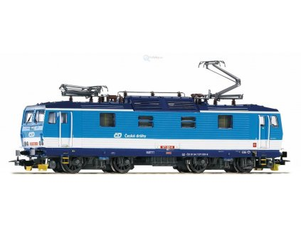 ARCHIV H0 -  elektrická lokomotiva 371 001-9 ČD / PIKO 51045