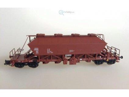 TT  - vůz pro přepravu sypkých hmot řady Uaoos 9331 / Kuehn 51410