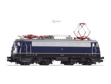 H0 - Elektrická lokomotiva E10 418, DB / PIKO 51800