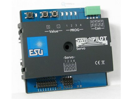 363790 sleva esu dekoder switchpilot servo v2 0 pro 4 serva railcom esu 51822
