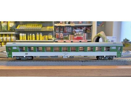 H0 - osobní vůz 2. třídy Z ČD / A.C.M.E. 52926