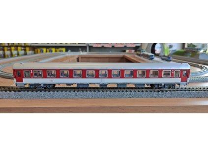 H0 - osobní vůz 2. třídy ZSSK Bmeer / A.C.M.E. 52929