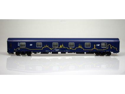 H0 - spací vůz WLABmee ČD, jiné logo JLV / A.C.M.E. 52951