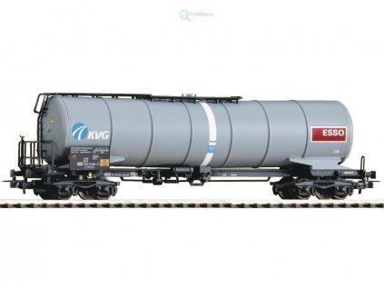 H0 - cisterna se zkoseným kotlem ESSO, DB AG/ PIKO 54191
