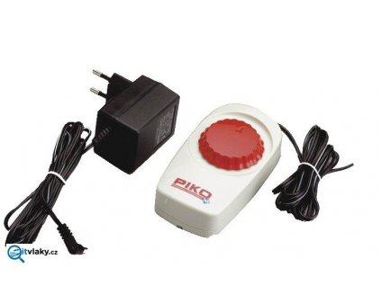 Regulátor 12V, regulace rychlosti  0,45A / PIKO 55003