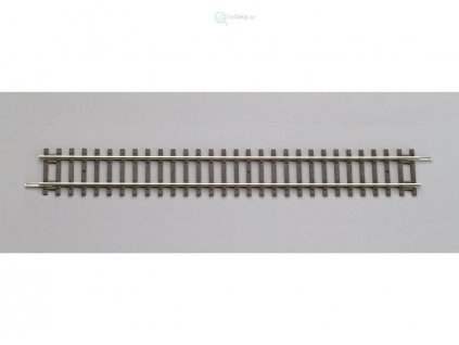H0 - Rovná kolej G231 mm A-Gleis / PIKO 55201