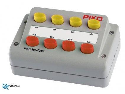 H0 - Ovládací pult k vypínání úseků / PIKO 55261